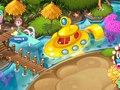 Avatingo Bingo and Slots 'Tingo Bay' game environment ( Adobe Photoshop )