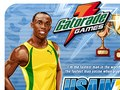 UBA - Usain Bolt Athletics ( Facebook ) User Acquisition Banner Ads ( Character Illustration and full layout design )