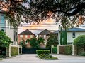 Front gate~ The Heights: 158 Vieux Carre, Houston, Tx