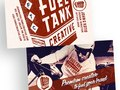 Business cards for Fuel Tank Creative