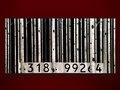 barcode 19, acrylic on board - 48x24