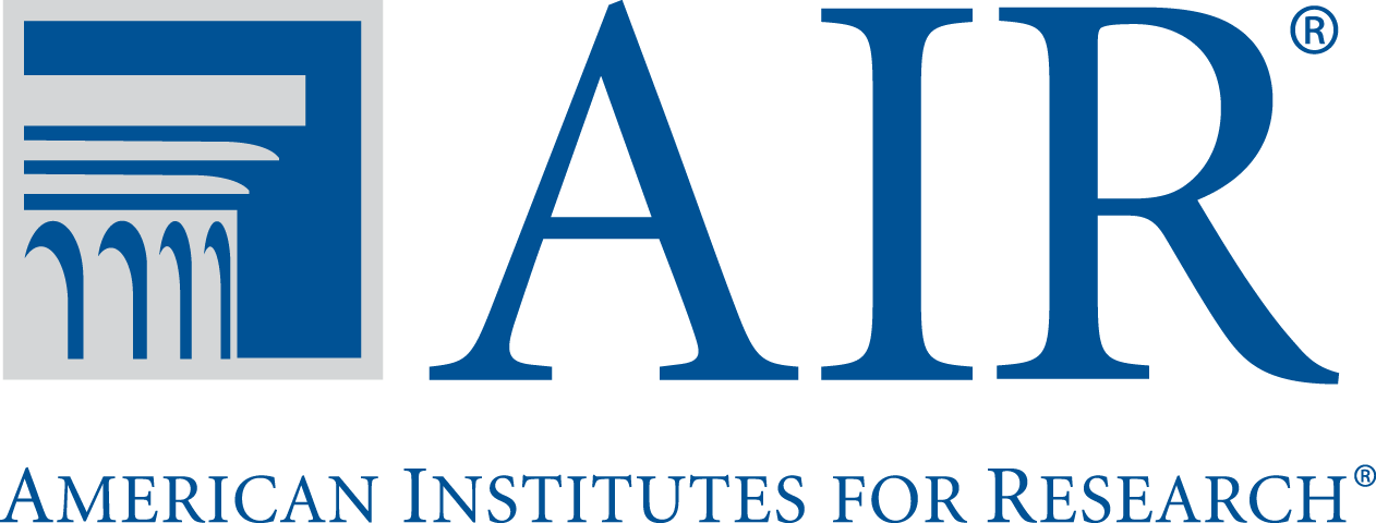 The American Institutes for Research