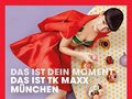 Banner animation and design for TKMaxx Munich Store opening