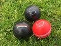Dealer cricket and lawn bowl stress balls