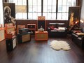 Artist Solutions Orange Showroom in Nashville