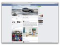Land Rover Facebook social media profile and cover image design for Jaguar Land Rover NA, LLC.