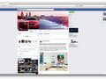Jaguar Facebook social media profile and cover image design for Jaguar Land Rover NA, LLC.