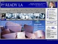 City of Los Angeles - Ready LA: Website Design and Asset Management.