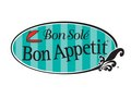 Bon Appetit Bakery - Bon Solé Donuts: Art Direction and Logo Design. Page-1.