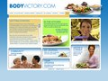 Guthy-Renker - Body Victory: Website Design.