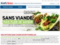 BOCA Landing Page Redesign—French