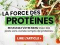 Kraft Heinz Foodservice Canada |Plant-Based 2019 French | Homepage Carousel BannerKraft Heinz Foodservice Canada