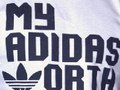 Adidas Originals Verbiage and Graphic